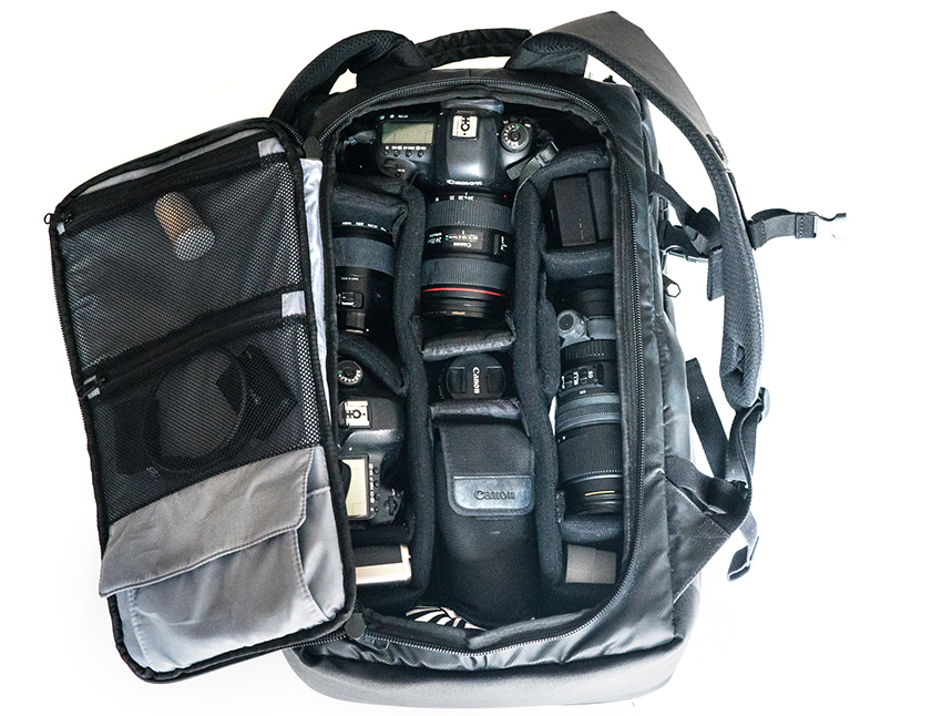 c873d95a7350 Hex Raven DSLR Bag Review  Digital Photography Review