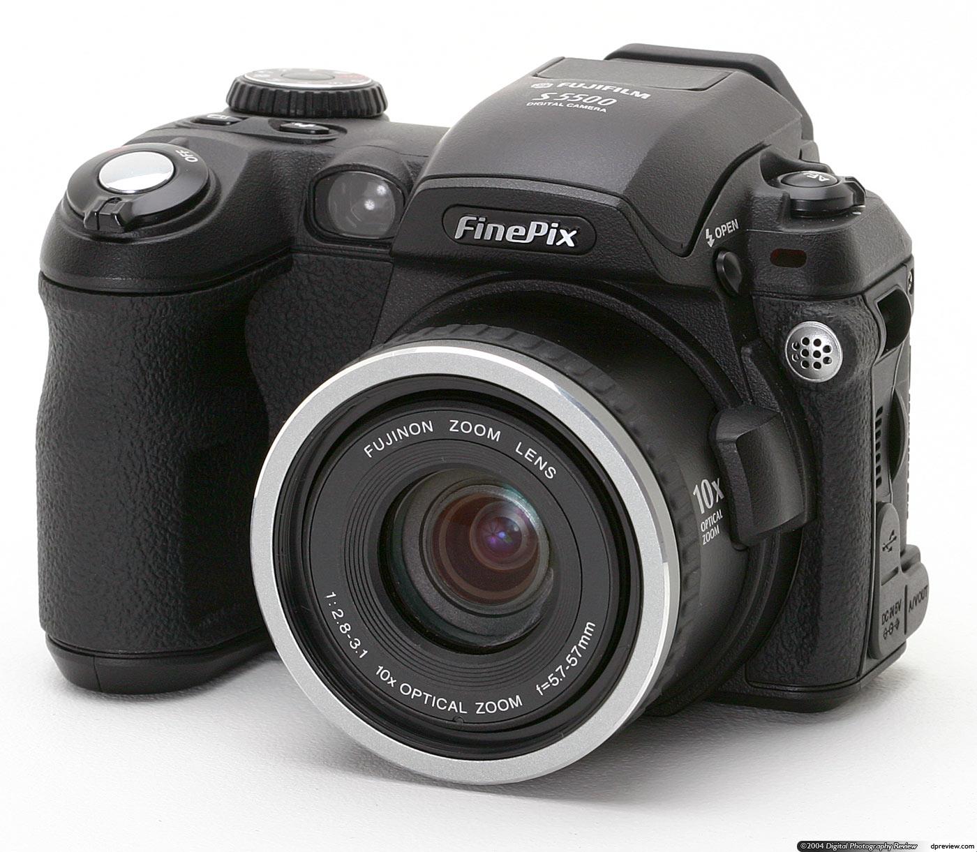 Fujifilm FinePix S5100 / S5500 Review: Digital Photography ...