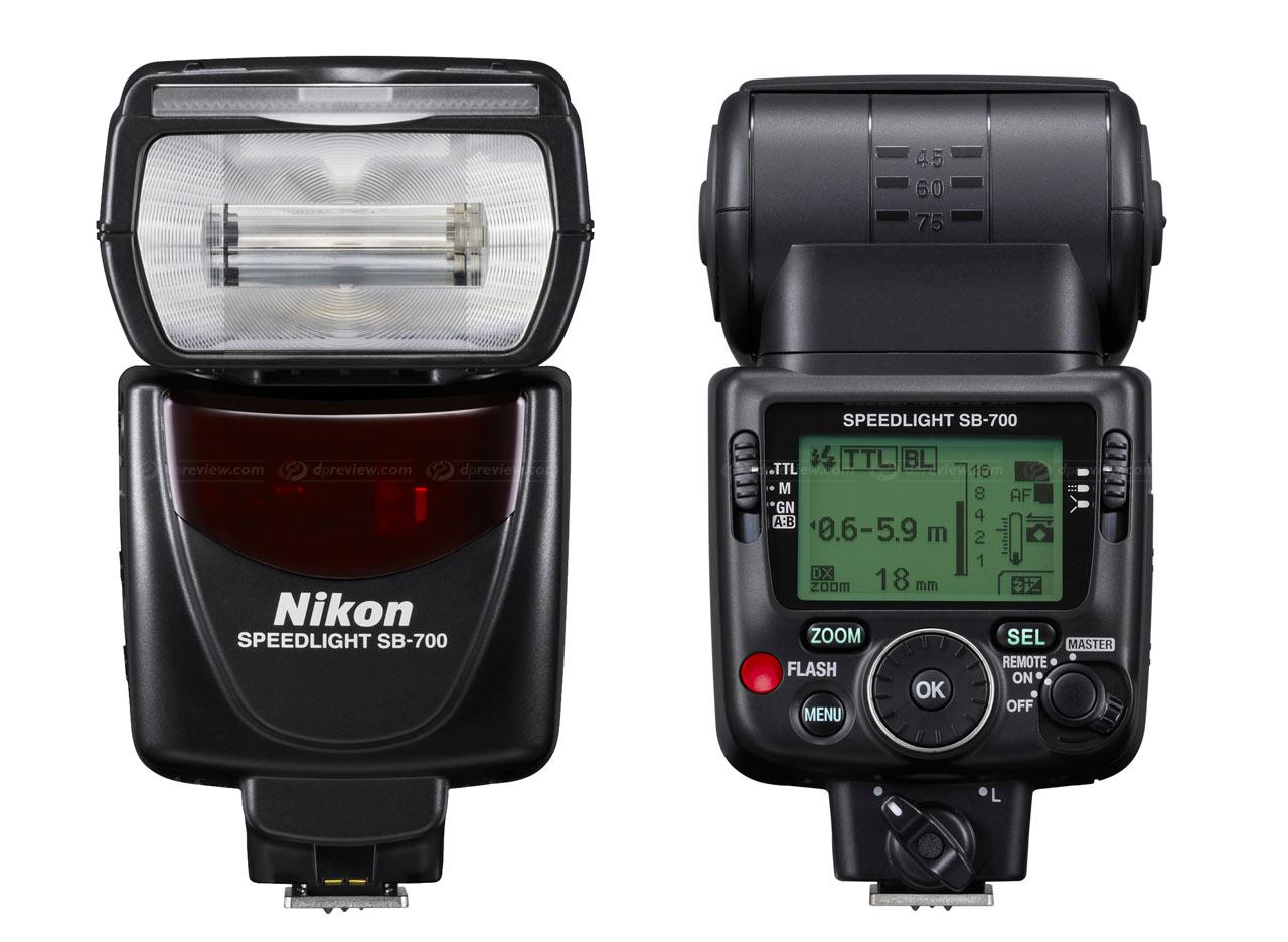 Nikon releases Speedlight SB-700 flashgun: Digital Photography Review