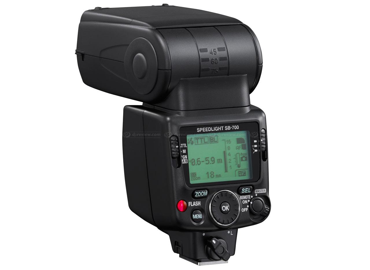 nikon releases speedlight sb 700 flashgun digital photography review rh dpreview com SB- 800 California SB-700 Energy Storage
