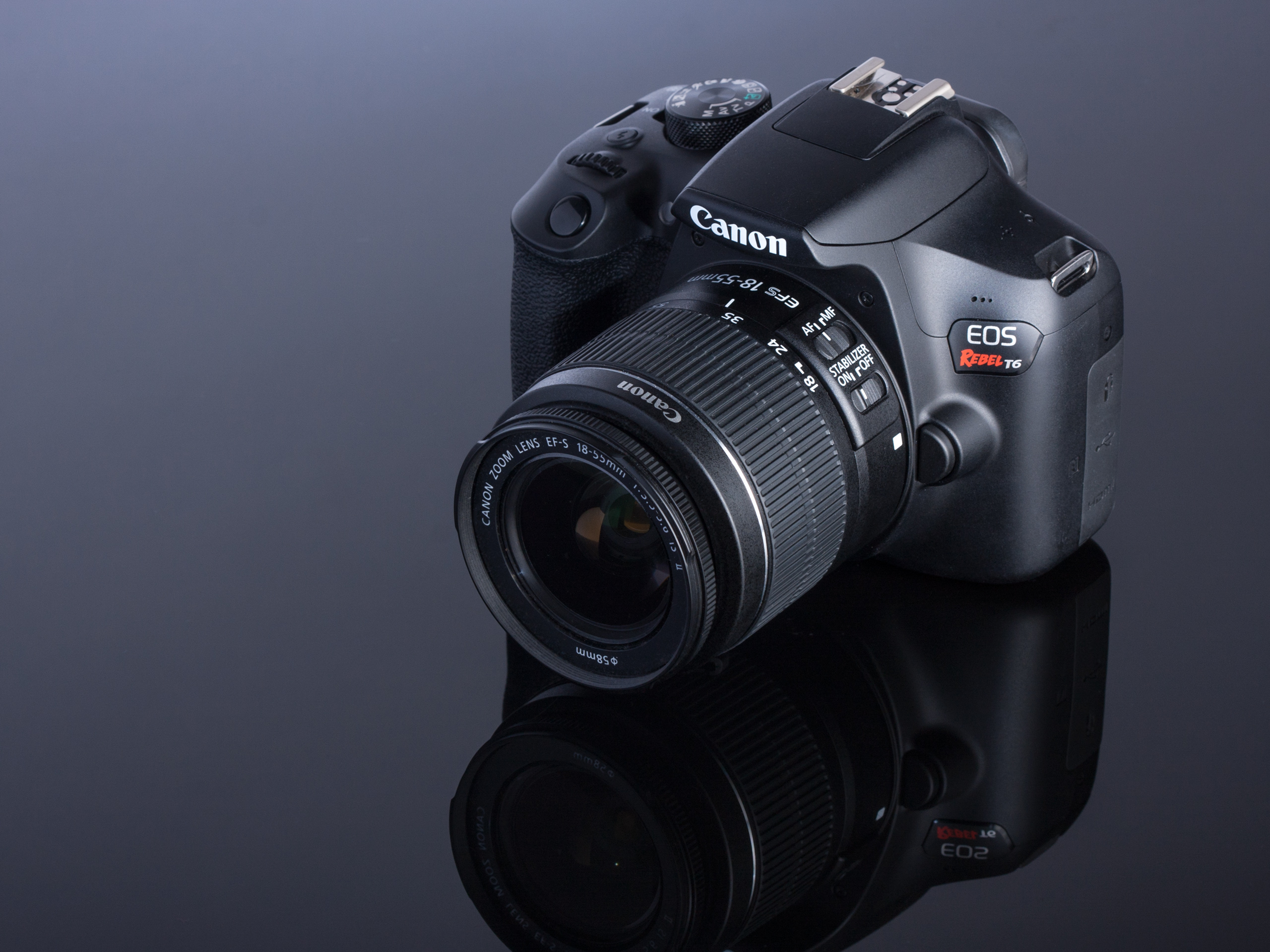 The price is right: Canon EOS Rebel T6 / 1300D Review: Digital ...