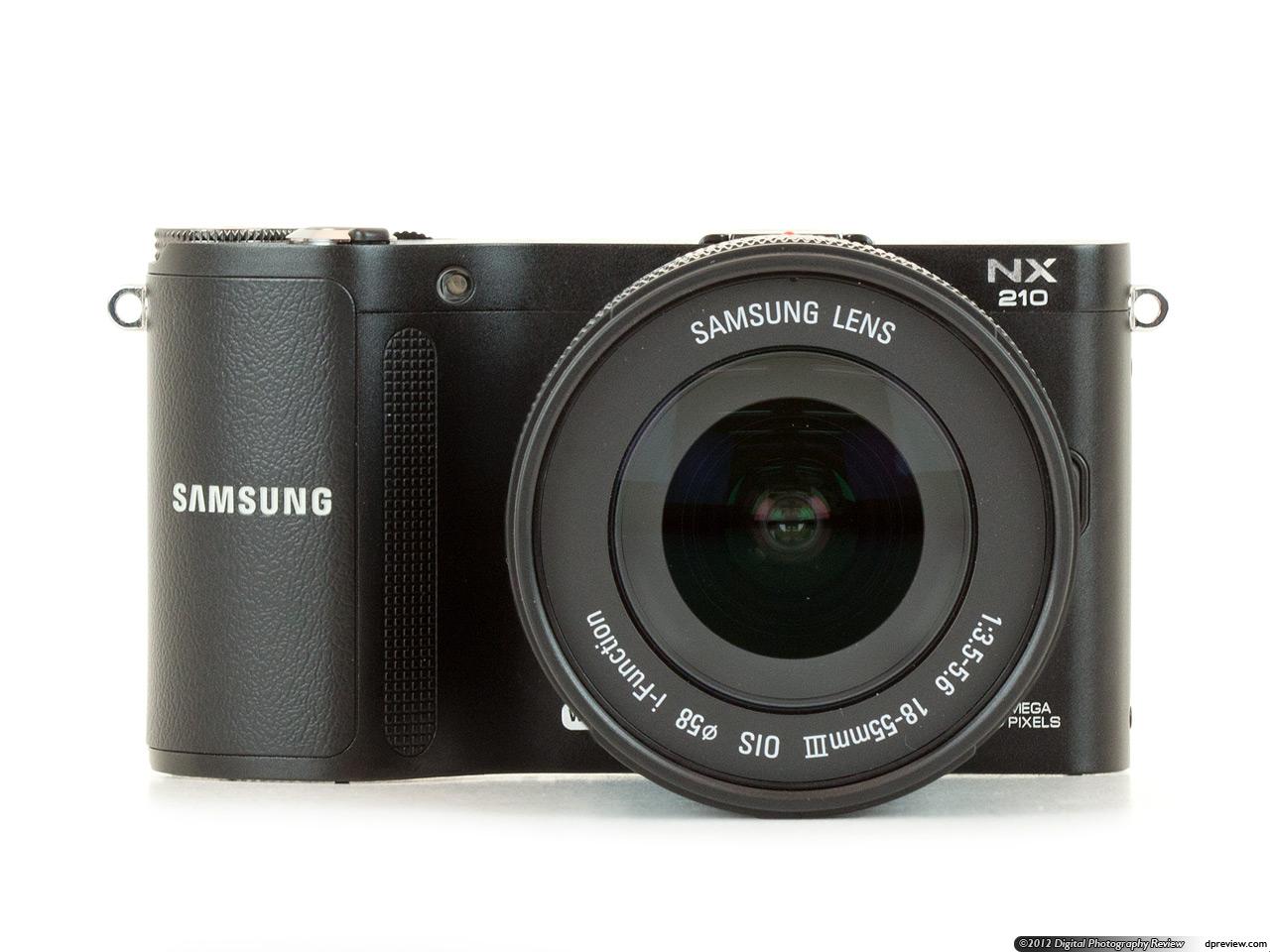 Samsung NX210 Camera LENS Driver