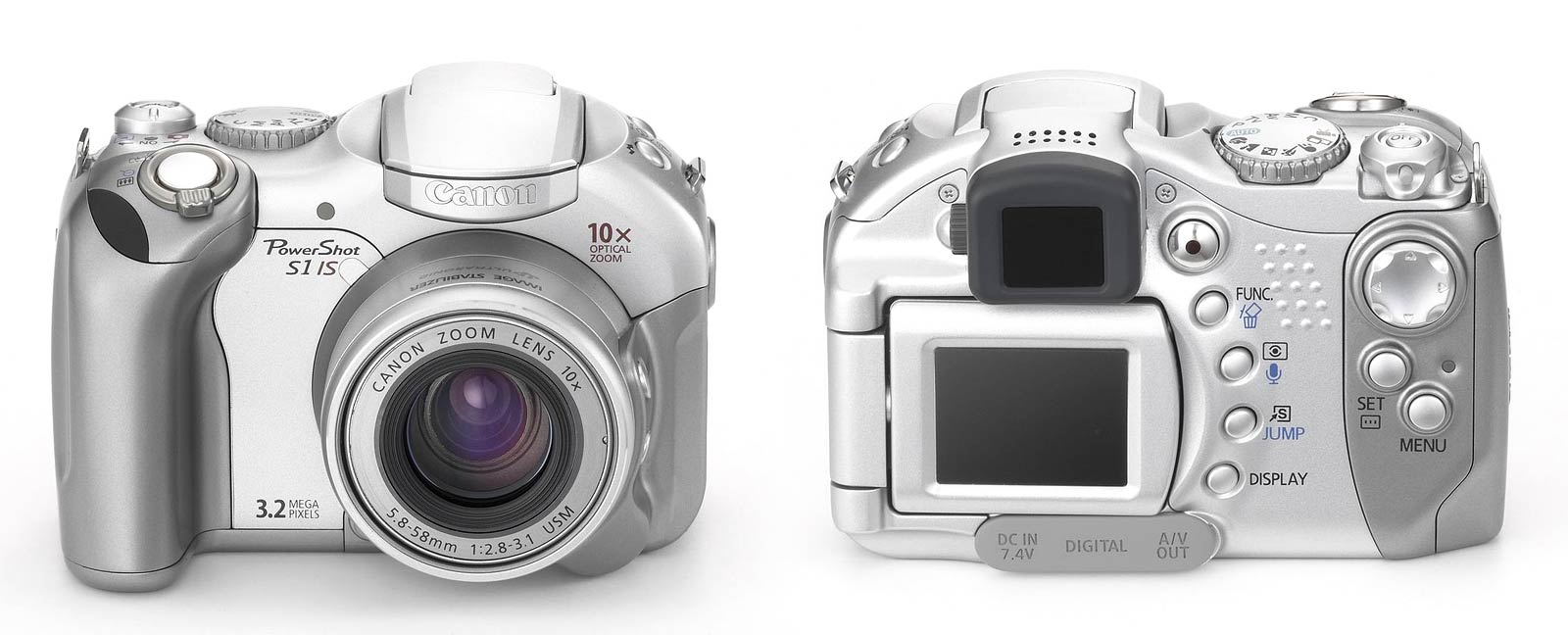 canon powershot s1 is plus hands on digital photography review rh dpreview com Canon ES Canon BJC 1000