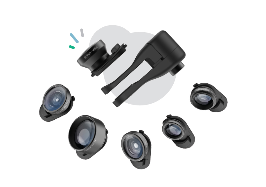Olloclip announces Multi-Device Clip for smartphone lenses: Digital