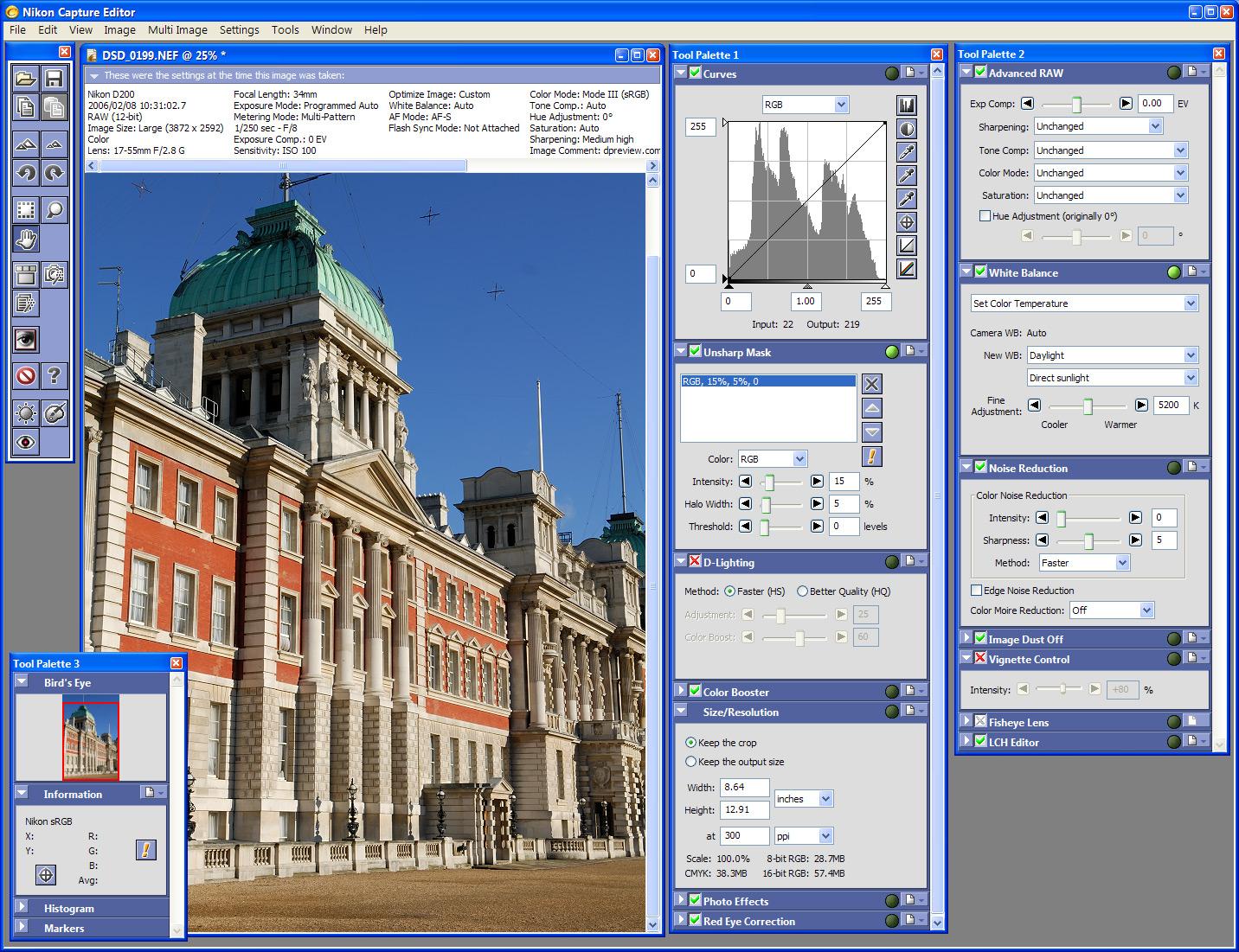Как сделать фото из формата nef в jpeg