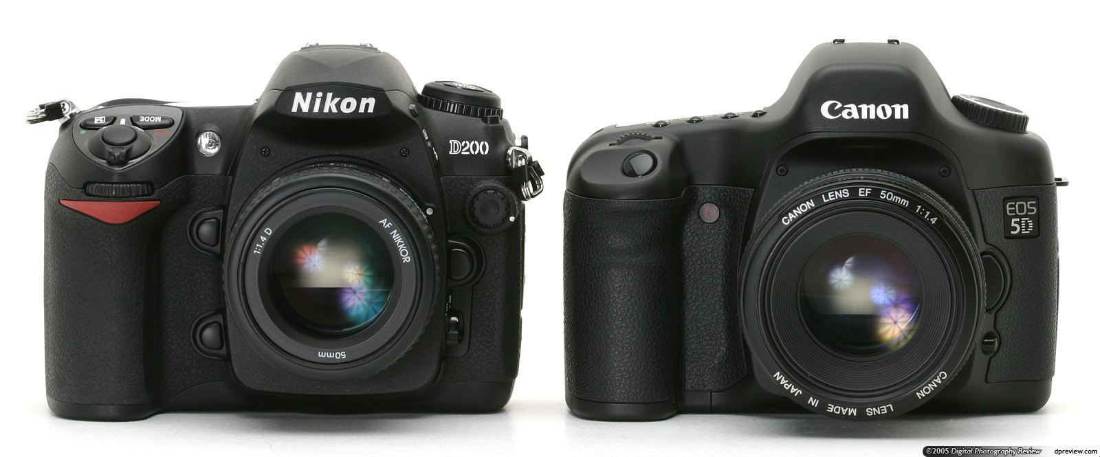 Nikon D200 Review: Digital Photography Review