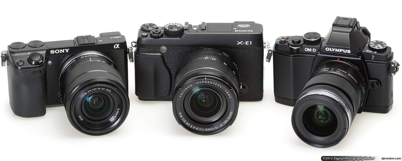 Drivers Update: Fujifilm X-E1 Camera