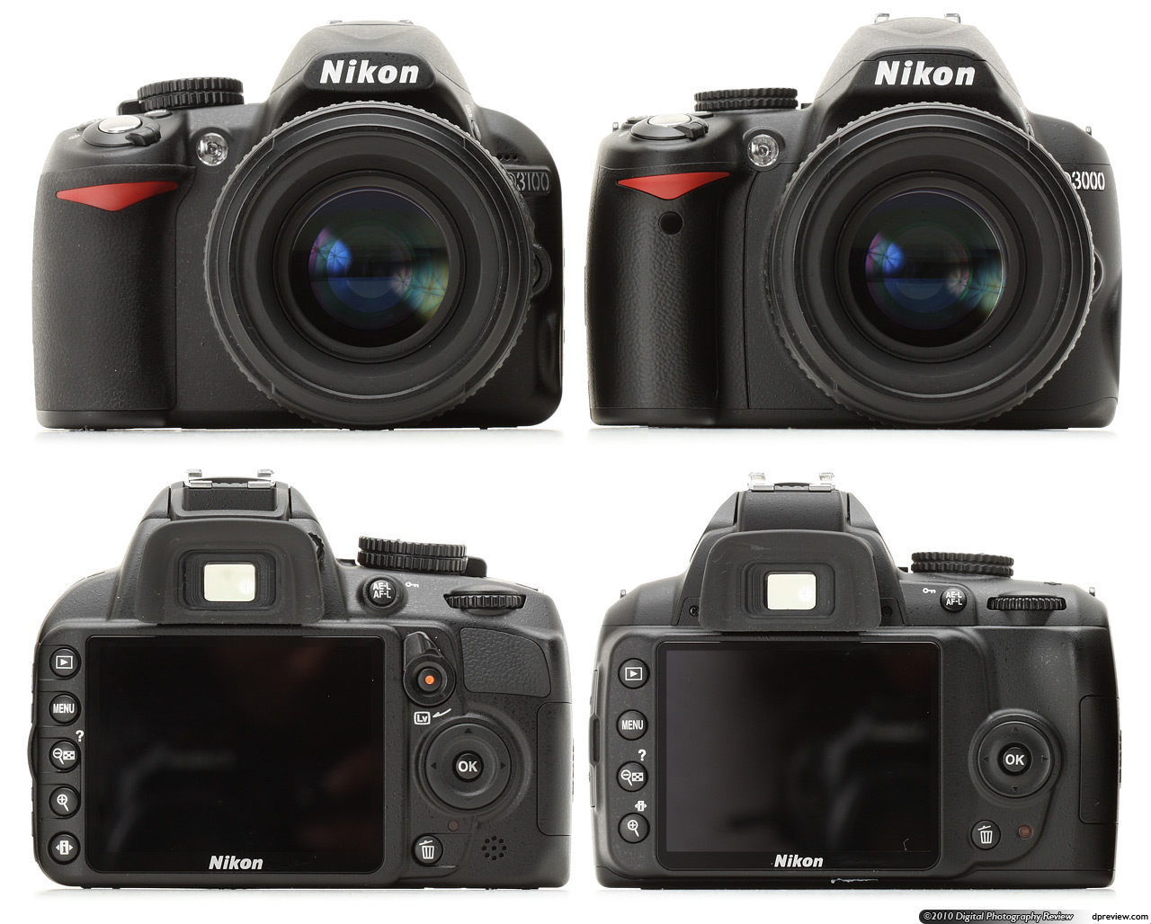 nikon d3100 review digital photography review rh dpreview com Best Nikon Professional Camera Canon PowerShot Digital Camera Red