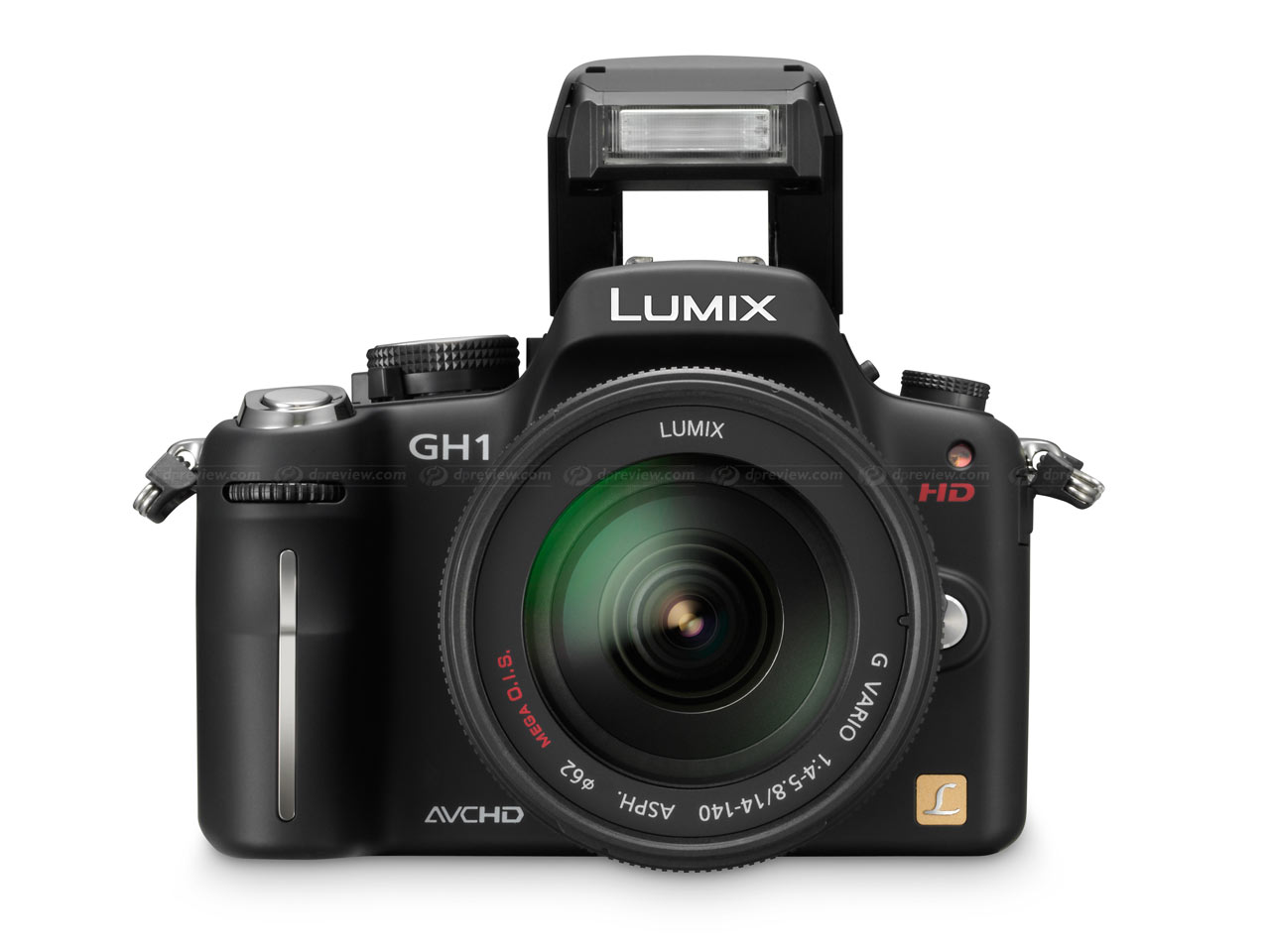 The CREATIVE HD HYBRID from the LUMIX G Micro System The DMC-GH1 -- With  D-SLR Photo Quality and Full-HD Movies