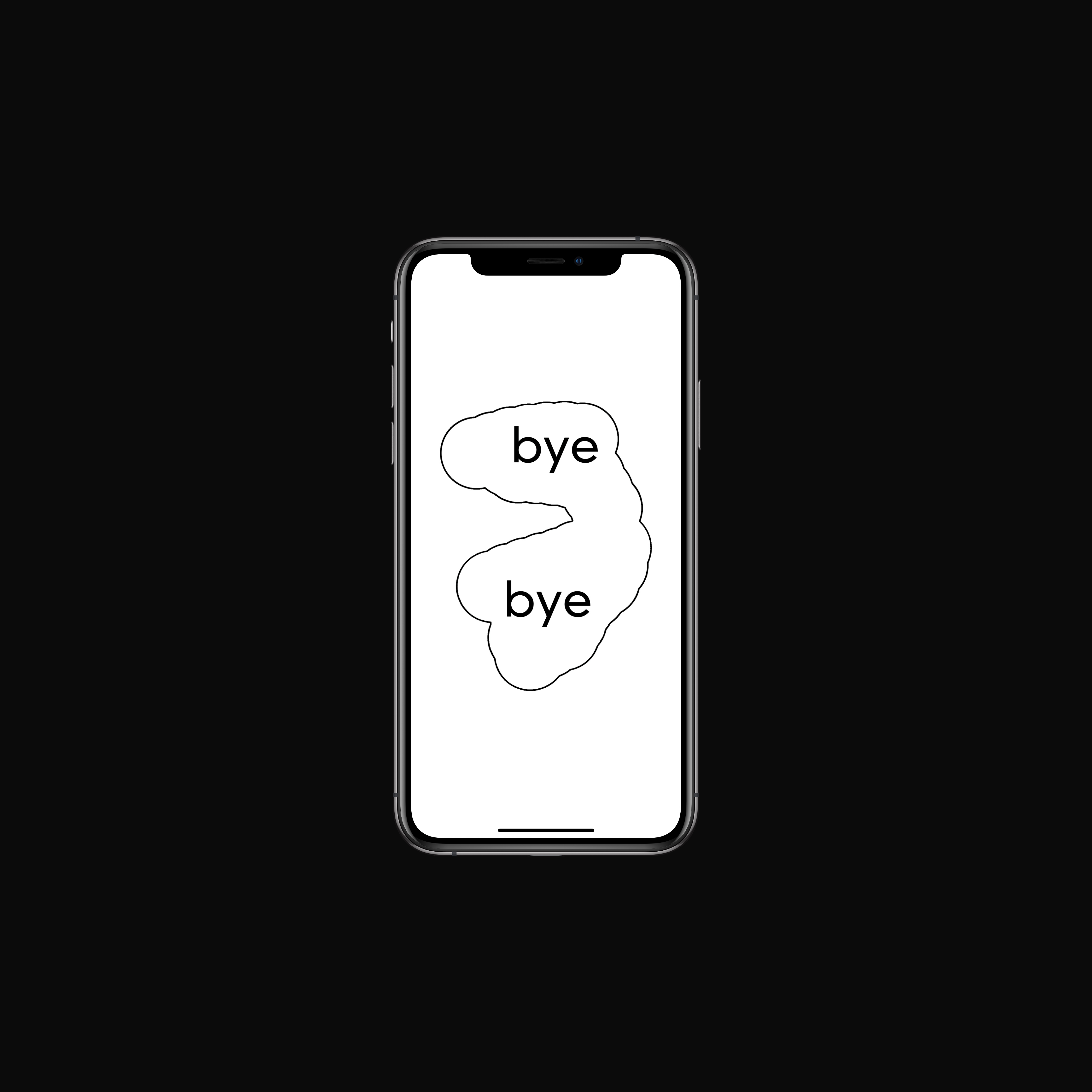 Bye Bye Camera is an iOS app that removes humans from photos