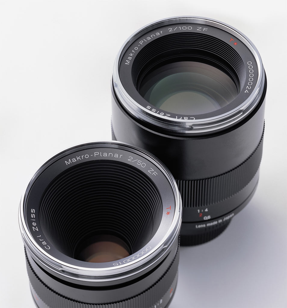 Four new Zeiss lenses for Nikon F mount: Digital Photography Review