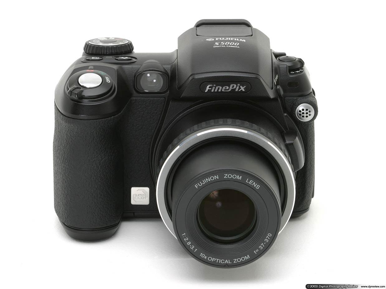 Fujifilm finepix s5000 zoom review digital photography review for Fujifilm finepix s5000 prix