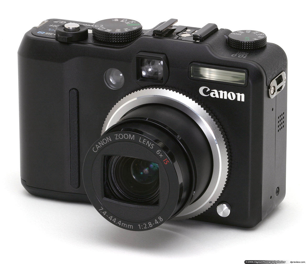 Canon PowerShot G7 Review: Digital Photography Review