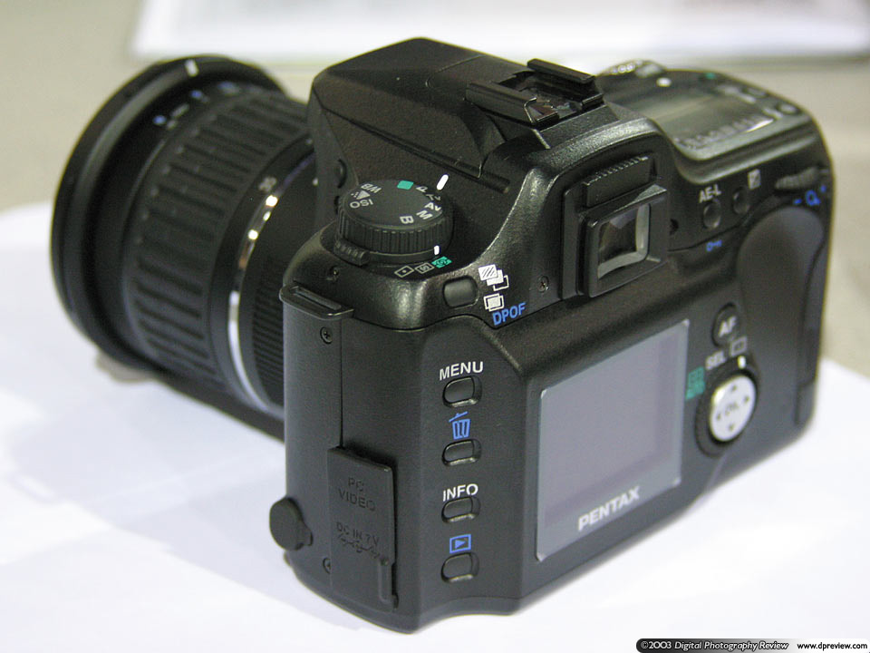 Pentax *ist D: Digital Photography Review