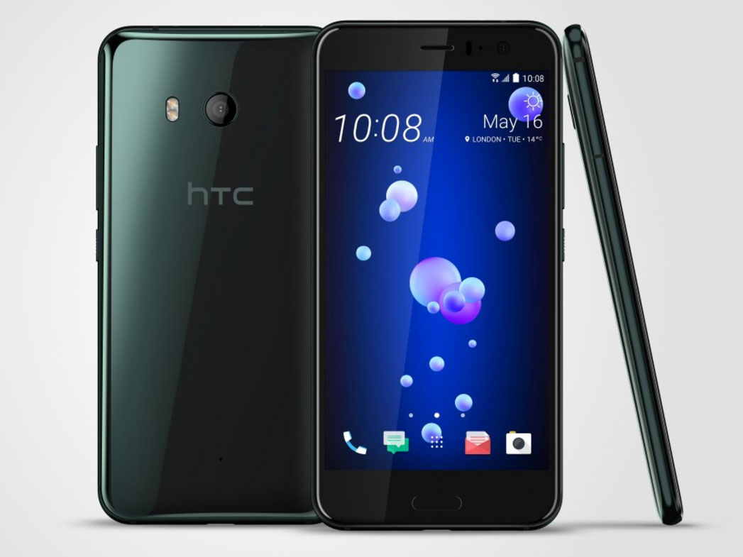 HTC launches U11 flagship smartphone: Digital Photography Review