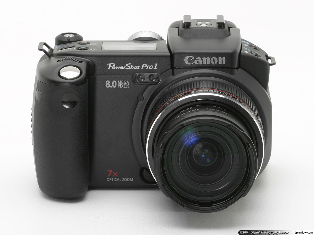 CANON POWERSHOT PRO1 DRIVERS FOR WINDOWS XP
