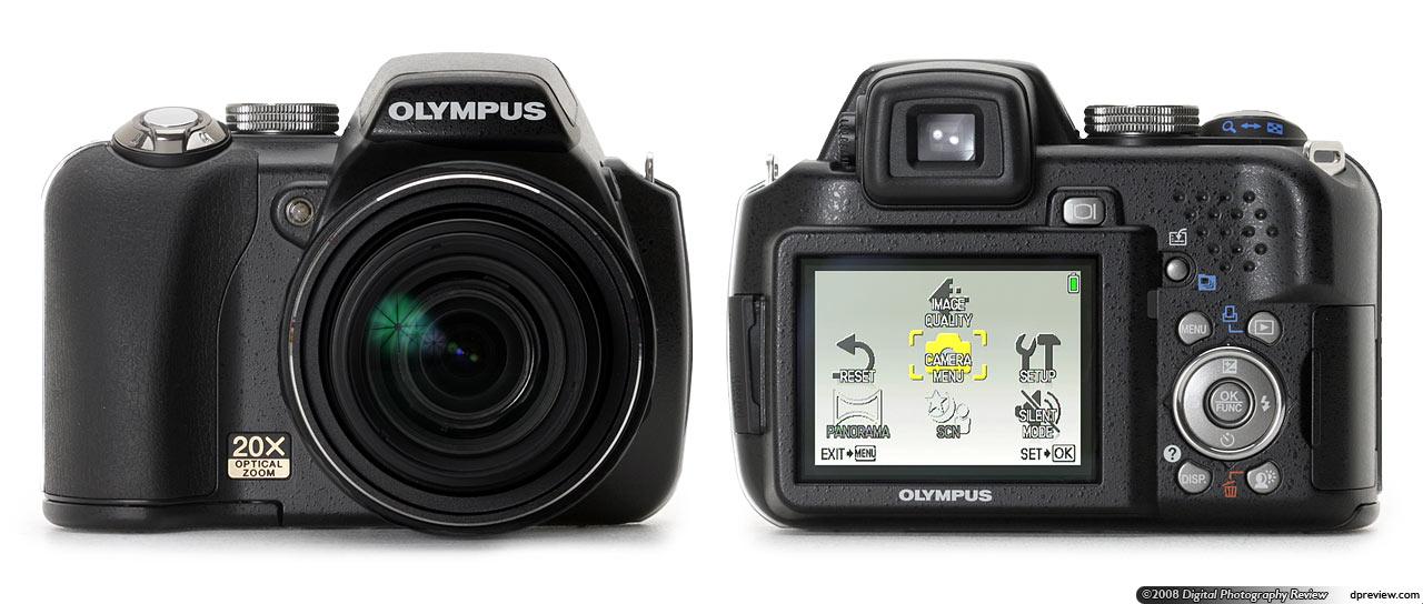 Olympus SP-560 UZ 10x High Definition 2 Element Close-Up Macro Lens Includ.