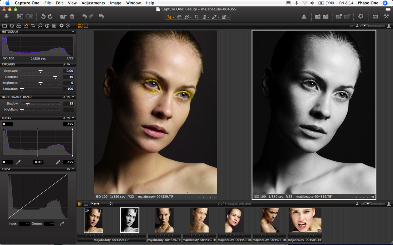 Phase One Capture One 3.7.8 & 4.0.1: Digital Photography Review