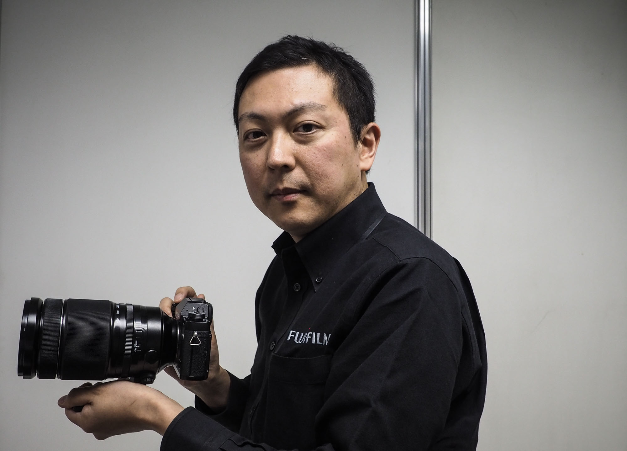 CP+ 2015: Fujifilm interview - 'our lenses are waiting for higher