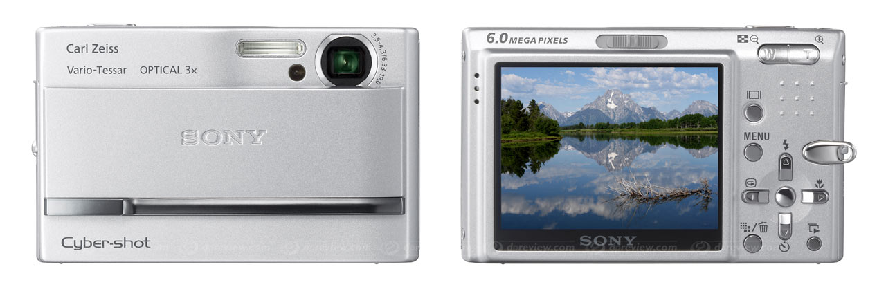Sony Cyber-shot DSC-T9: Digital Photography Review