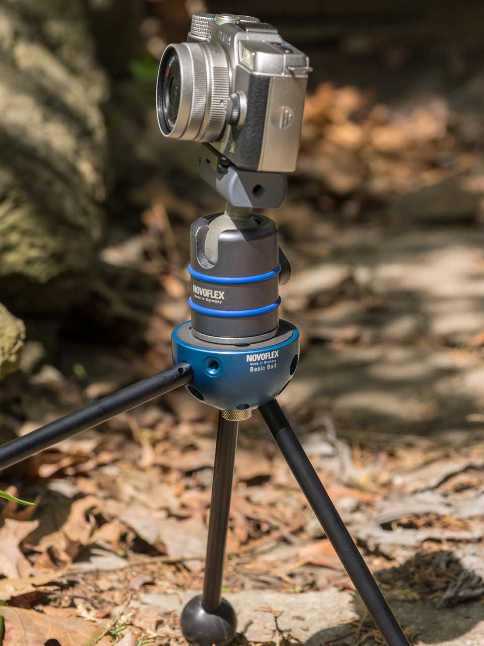 Beyond the table top: 5 mini tripods reviewed: Digital