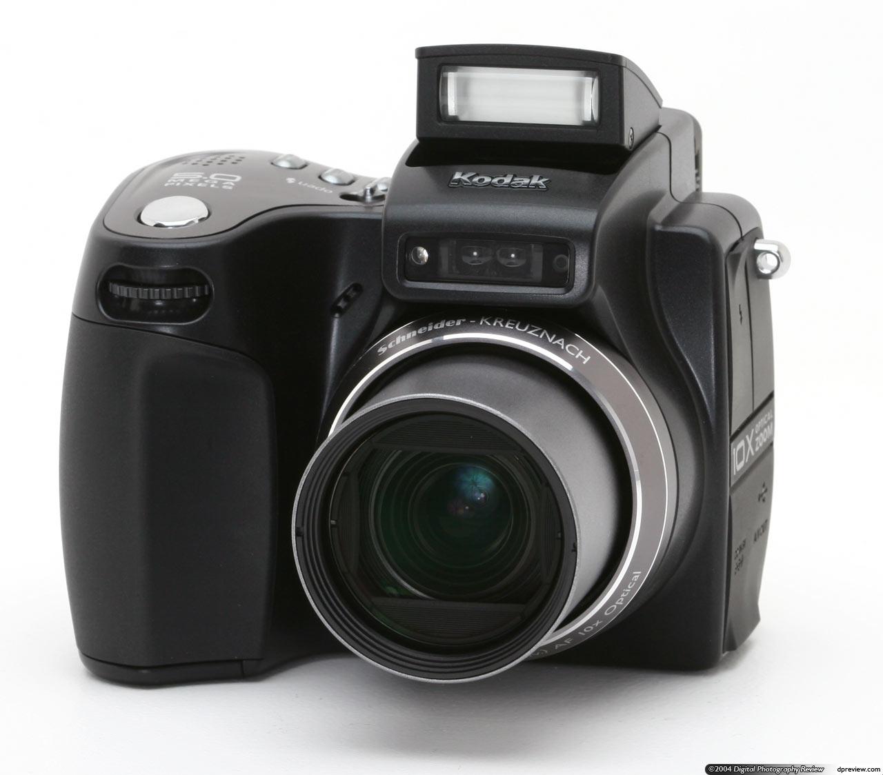 Kodak DX7590 Review: Digital Photography Review