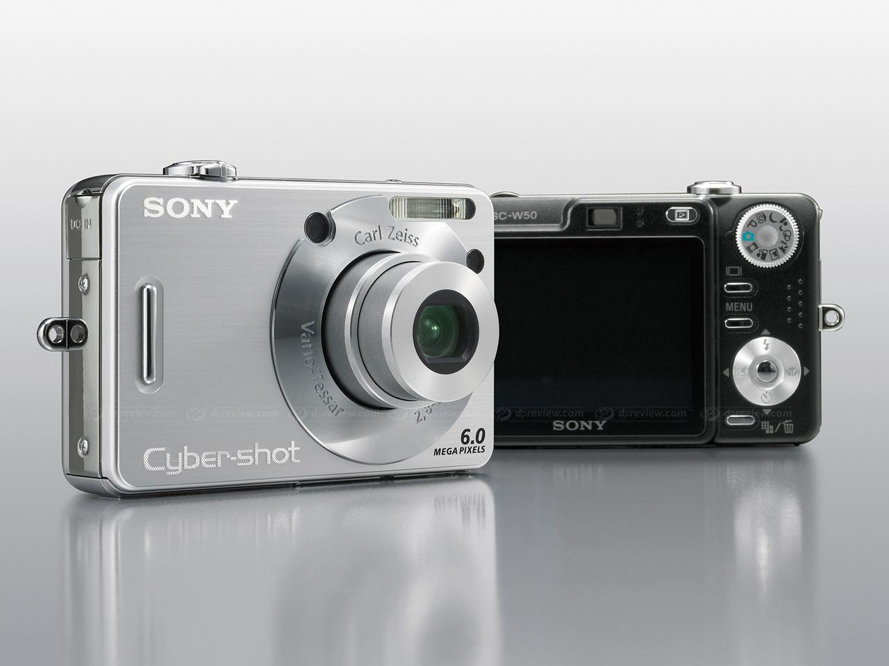 Sony Dsc W30 And Dsc W50 Digital Photography Review