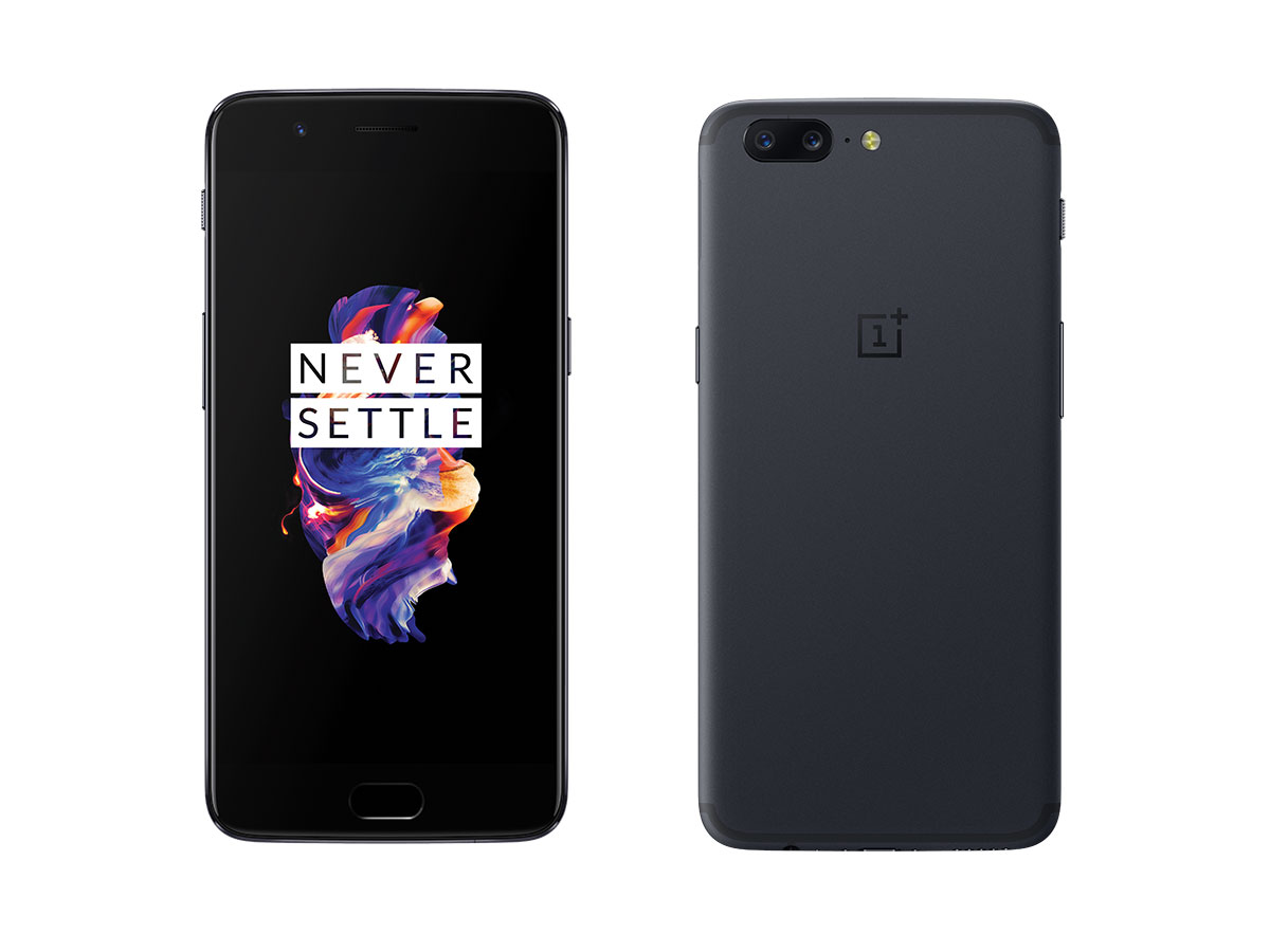 OnePlus 5 launches with current highest resolution dual