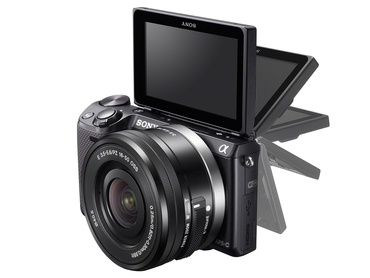 Sony introduces NEX-5T Wi-Fi and NFC enabled mirrorless camera: Digital Photography Review