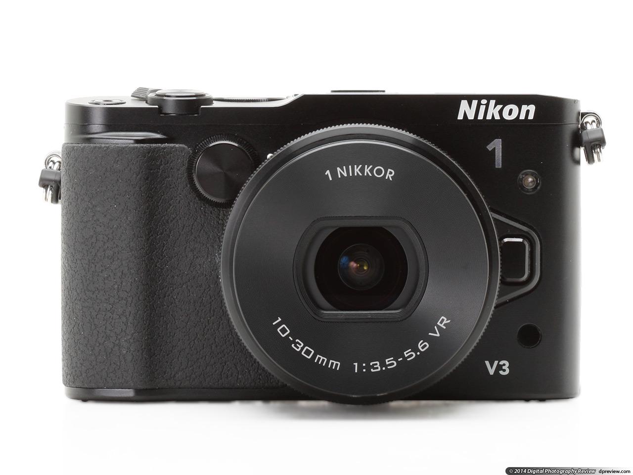 Nikon 1 V3 Review: Digital Photography Review