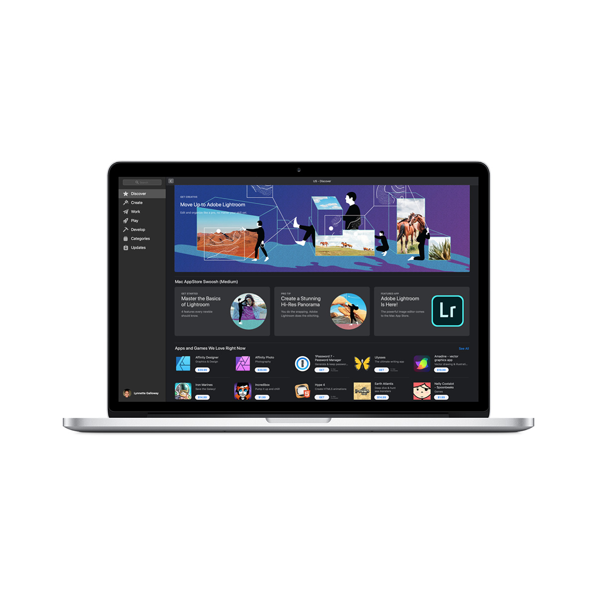 Adobe Lightroom is now available on Apple's Mac App Store