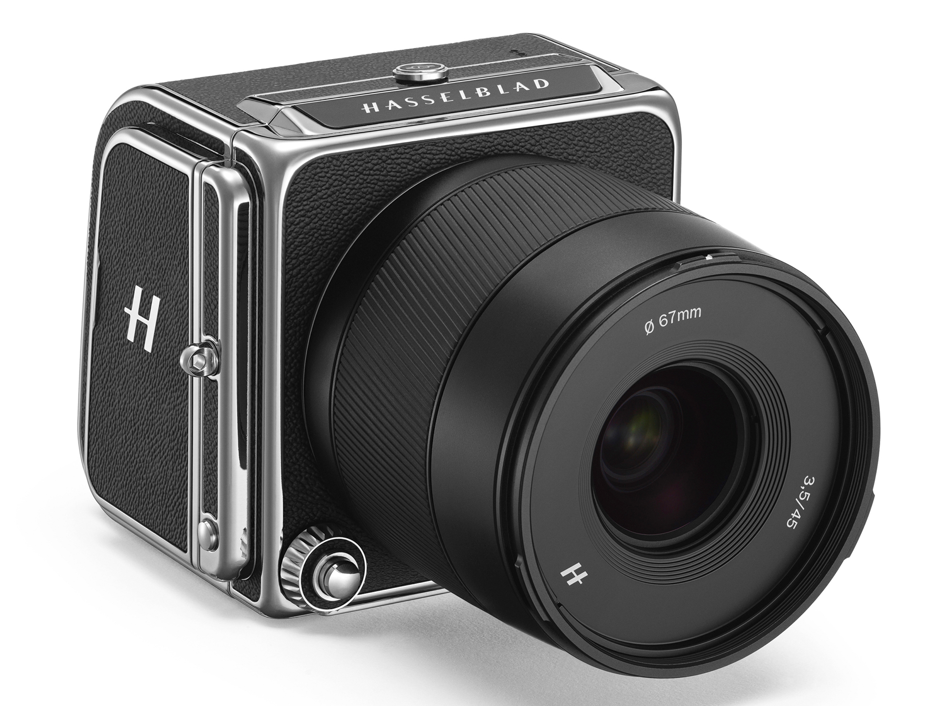 Hasselblad updates CFV digital back for V-system film cameras