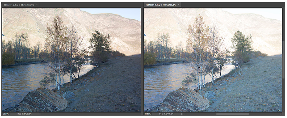 DPRSplit will help pull more dynamic range from Canon 5D