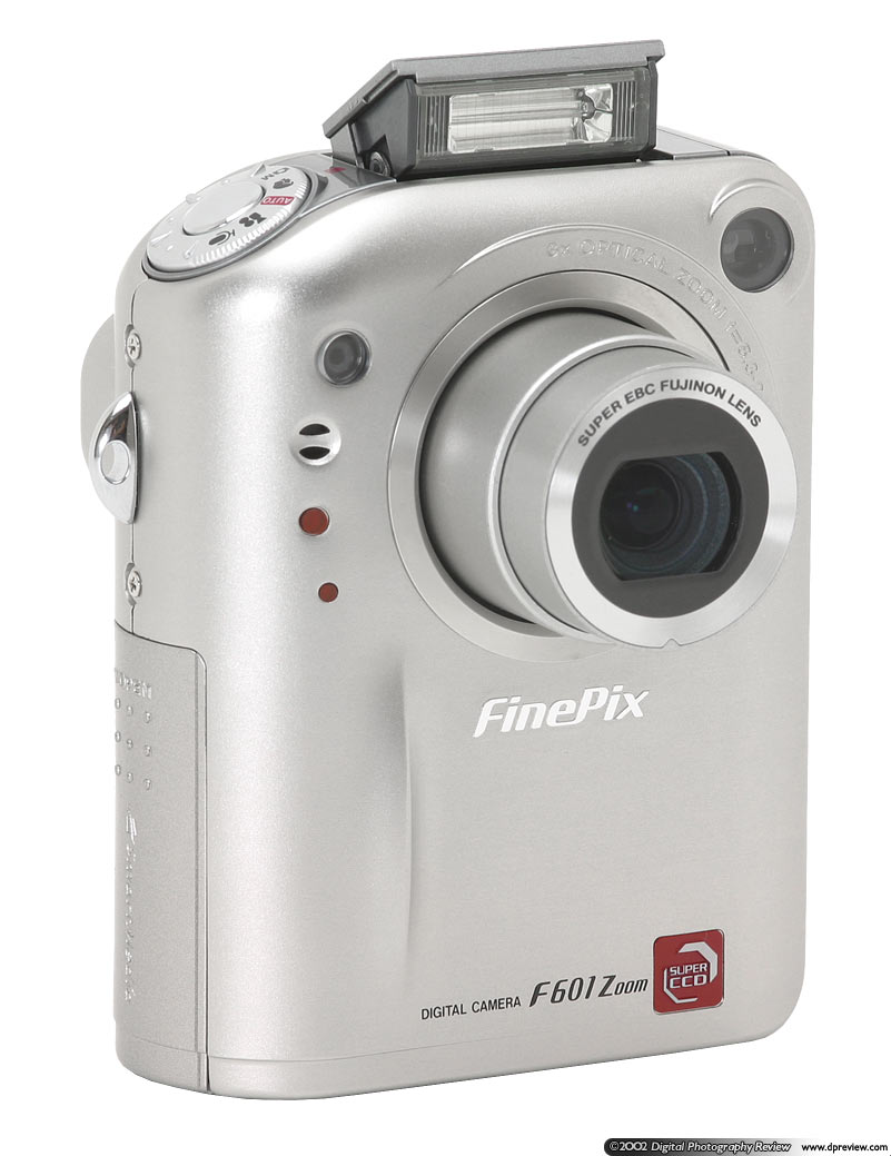 fujifilm finepix f601 zoom review digital photography review