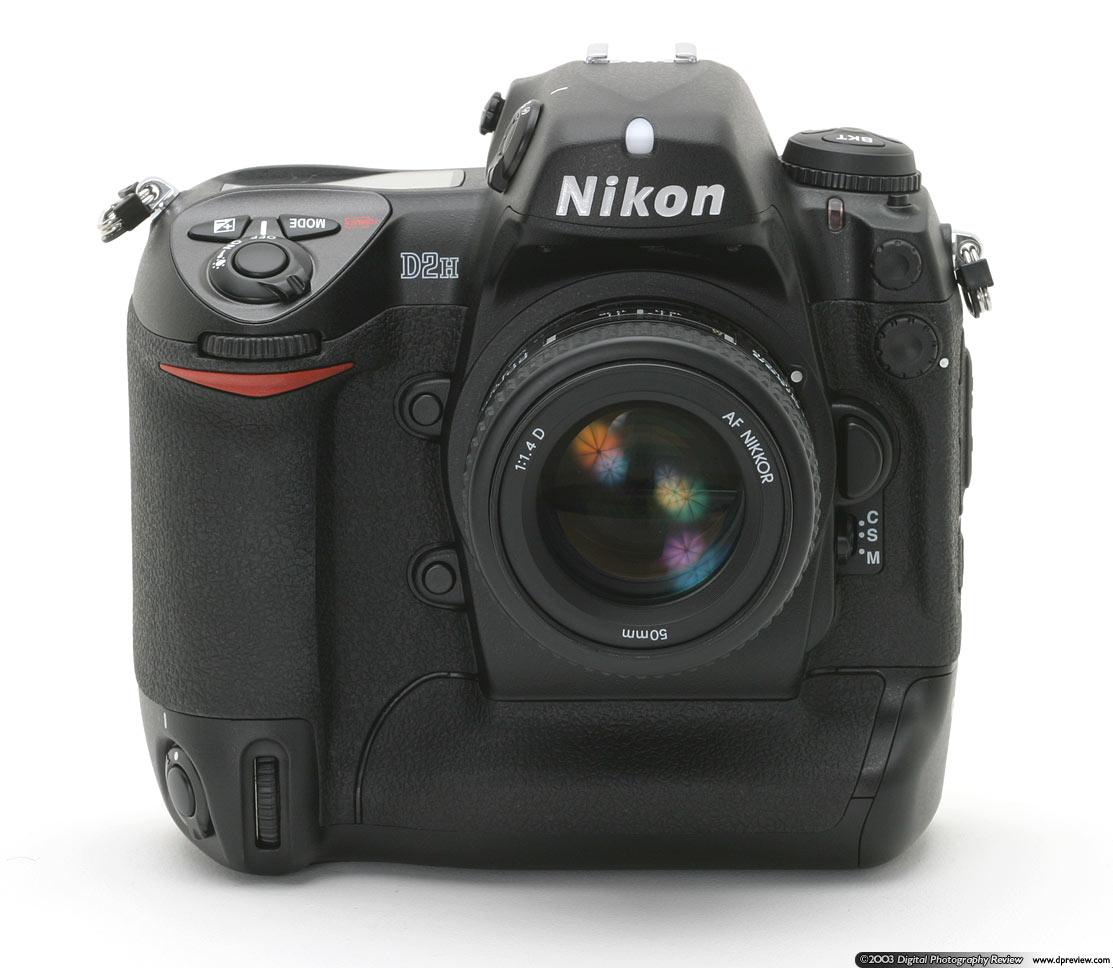 nikon d2h review digital photography review rh dpreview com Canon D40 Nikon 50 1.4 Manual Focus