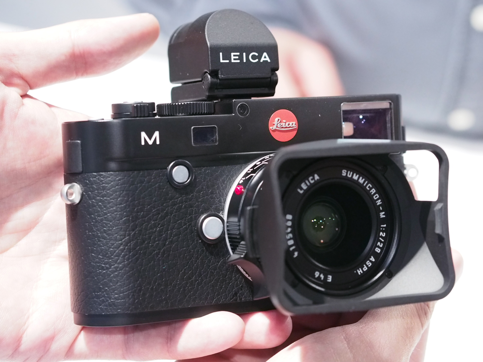 Photokina 2012: Leica Stand Report: Digital Photography Review