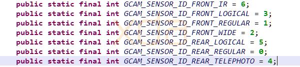Google Camera app code hints at 16MP tele-camera inside the