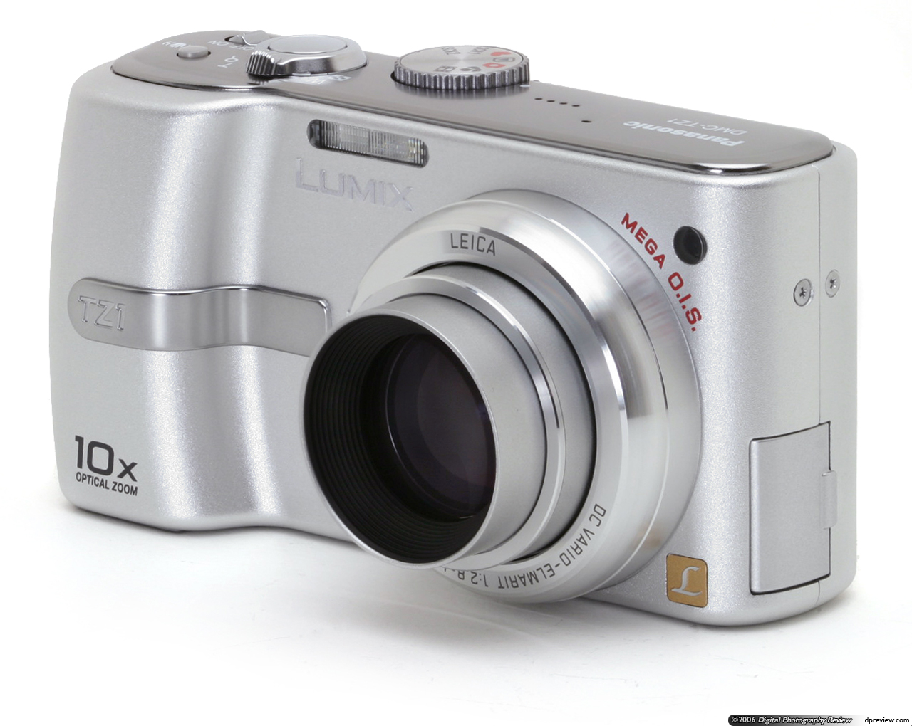 Digital Camera DMC-TZ1 - help.panasonic.ca