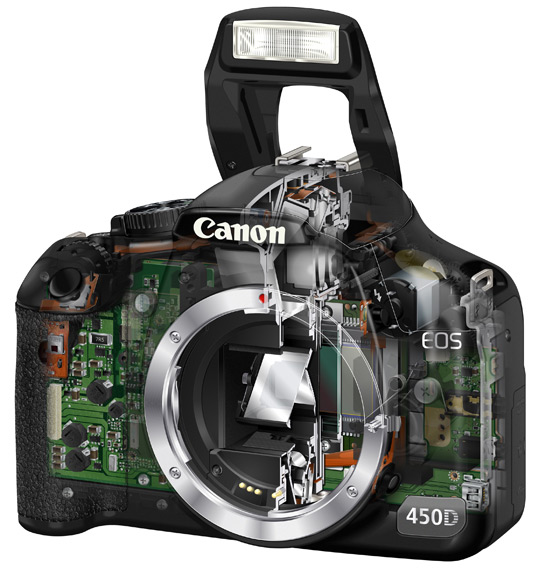Canon EOS 450D / Rebel XSi: what's changed: Digital Photography Review