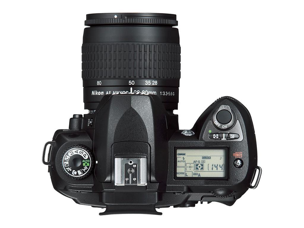 Nikon D70s Digital Photography Review