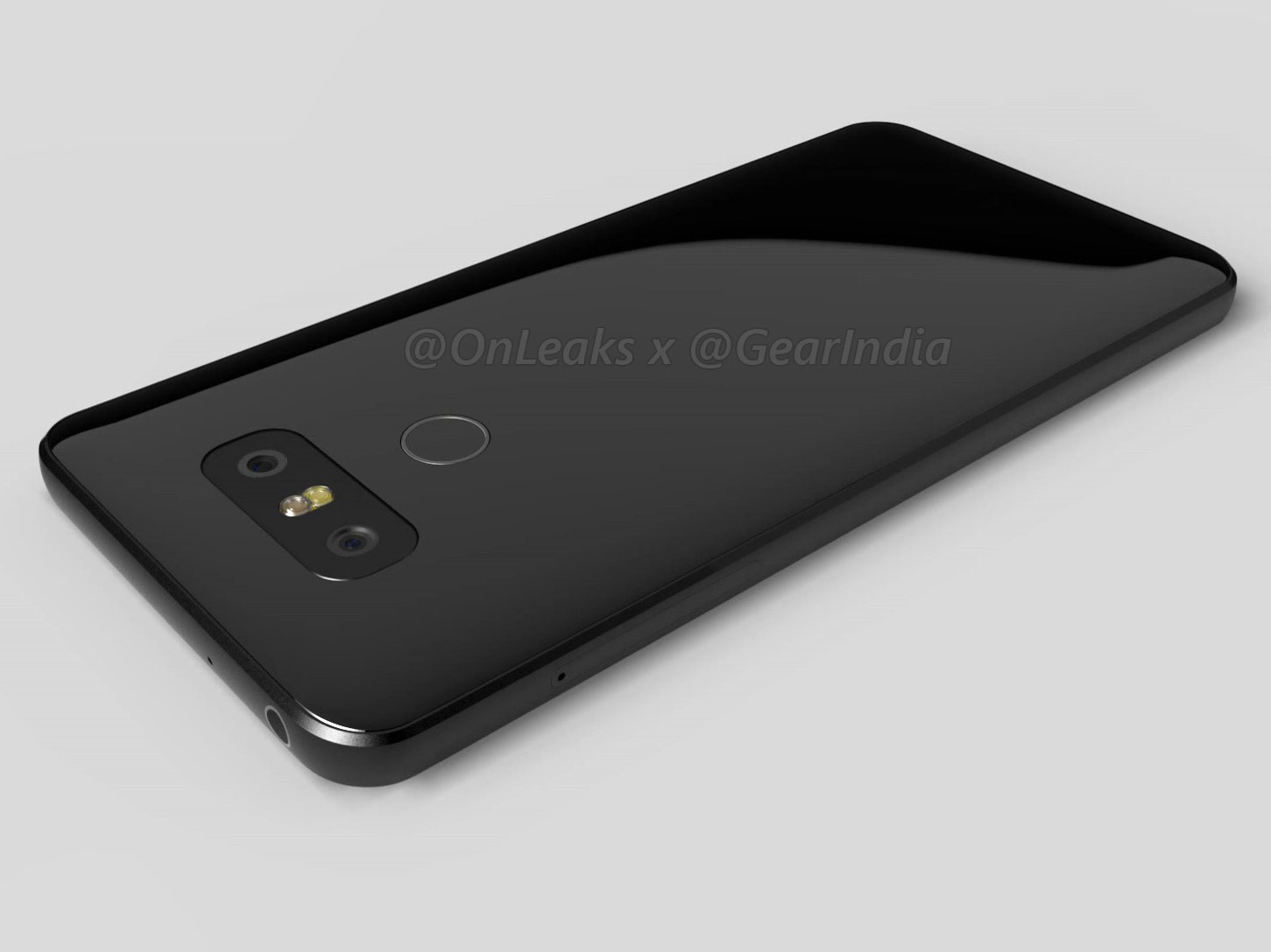Rendered images show upcoming LG G6 with dual-cam: Digital