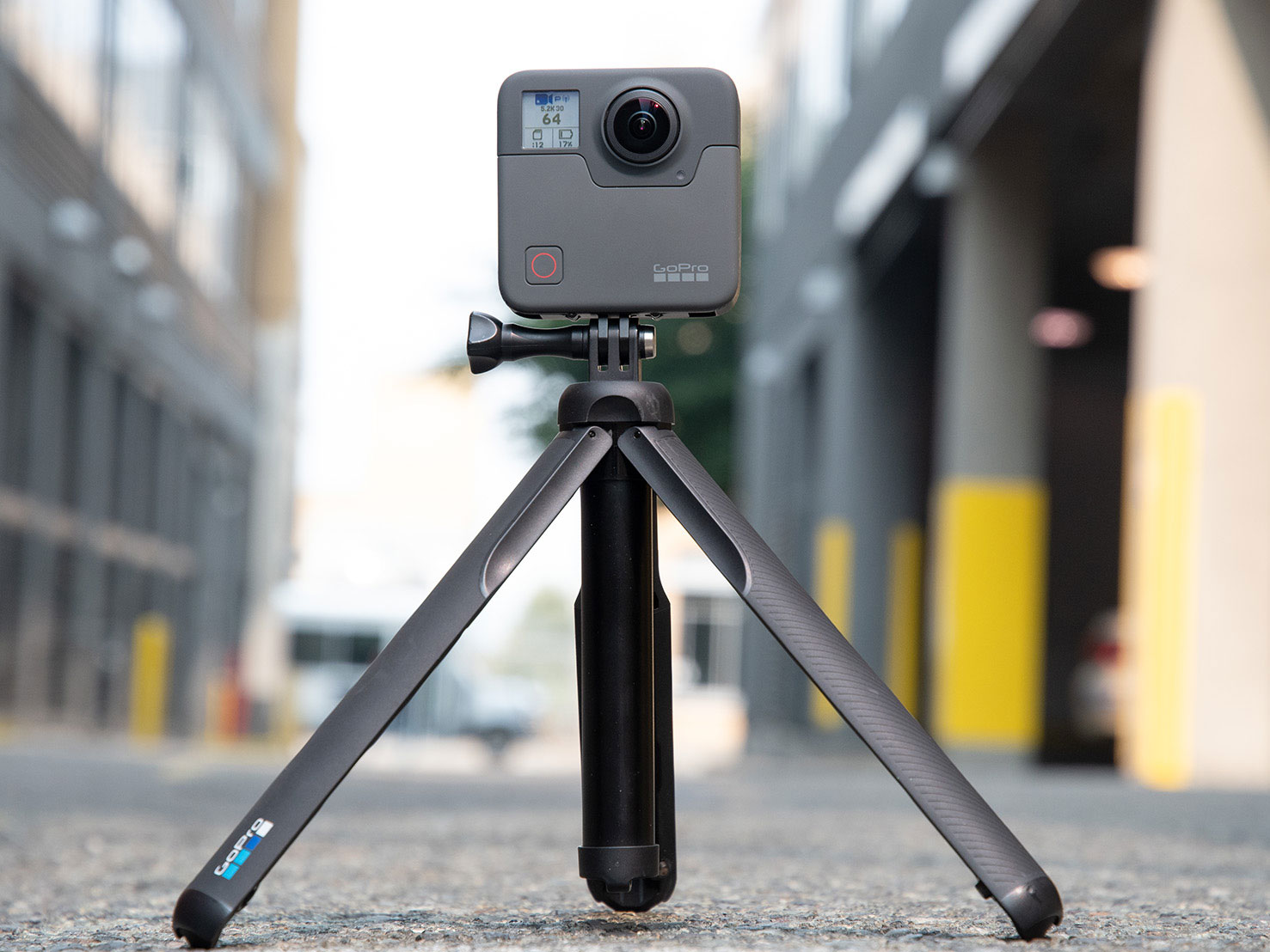 GoPro Fusion beta firmware brings resolution bump and 24fps
