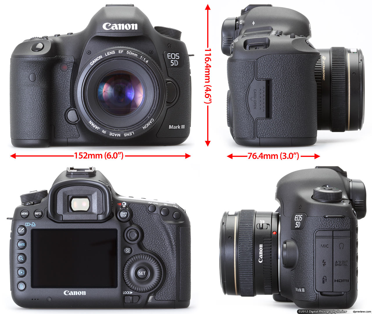 Canon eos 5d mark iii review digital photography review for 5d mark iii