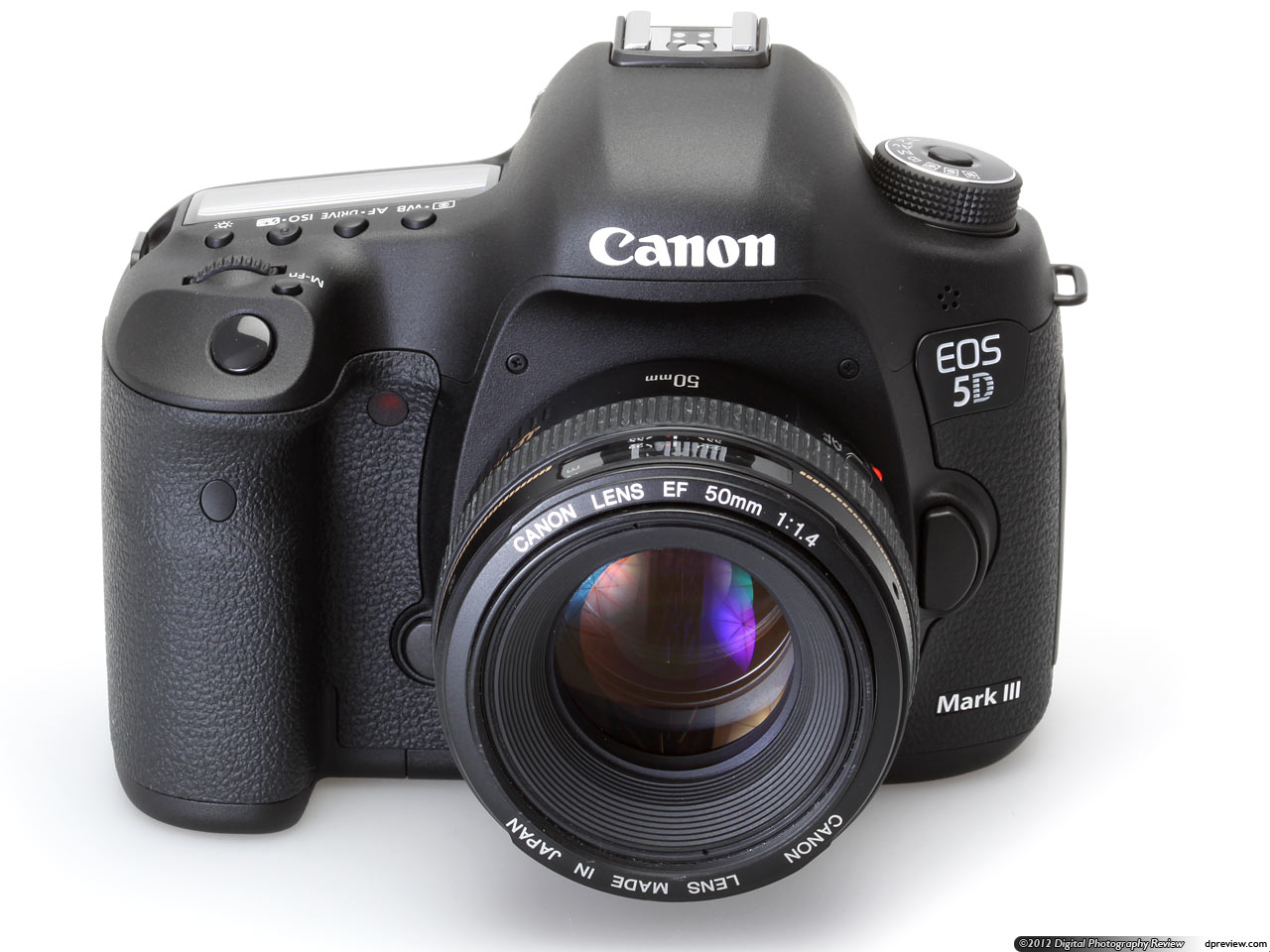 Canon EOS 5D Mark III Review: Digital Photography Review