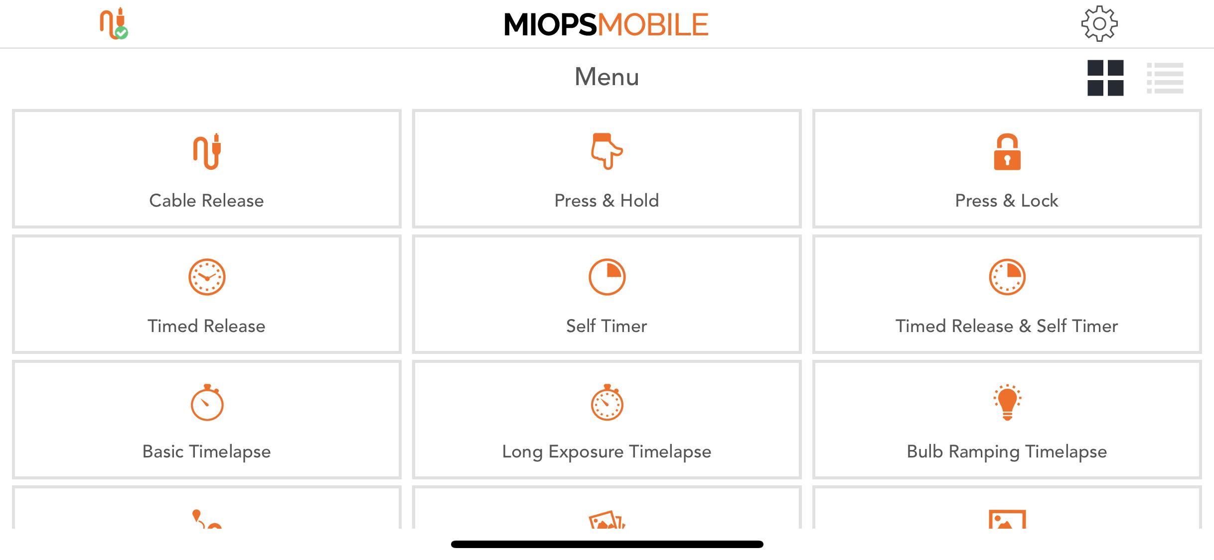 App-based camera triggers: Alpine Labs Spark vs Miops Mobile