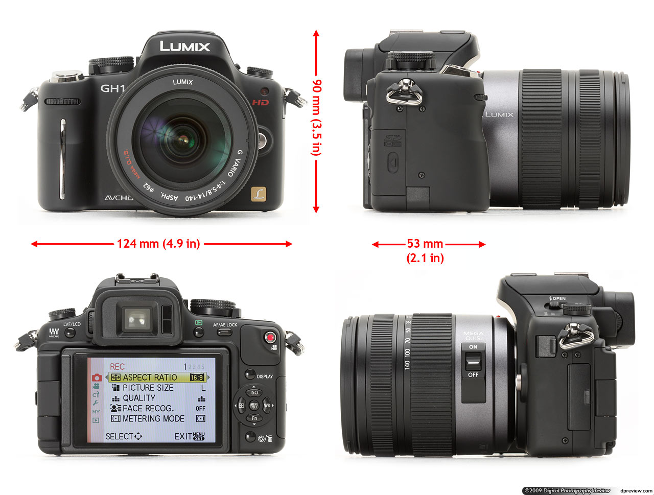panasonic lumix dmc gh1 review digital photography review. Black Bedroom Furniture Sets. Home Design Ideas