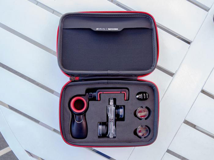 save off 39468 d73dc Olloclip and Incase launch limited edition 'Filmer's Kit' iPhone ...