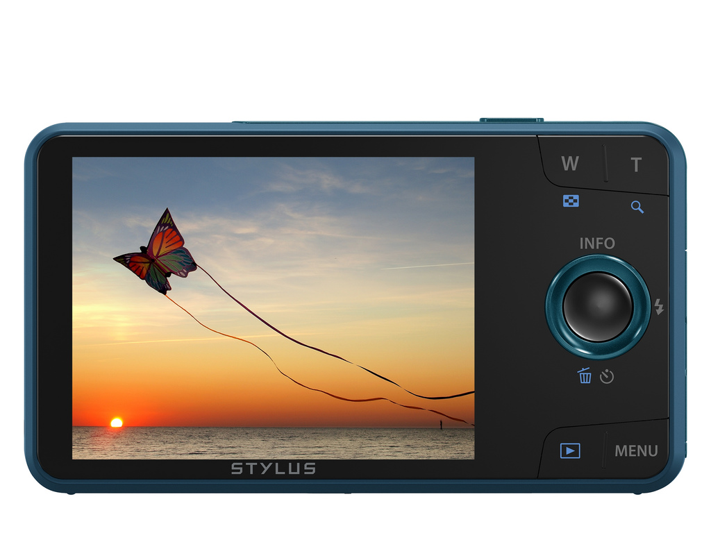 NEW LCD Display Screen For Olympus VH-410 VH-520 SZ-15 VR-340 Digital Camera