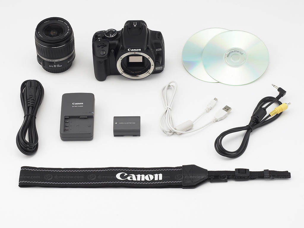 Canon EOS 400D / Digital Rebel XTi: Digital Photography Review