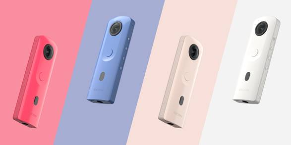 Ricoh releases the Theta SC2, a 14MP 'enthusiast' 360-degree